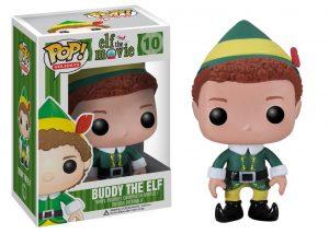 Muñeco Buddy el elfo de la película The Elf